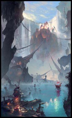 Secret-base by dalyong