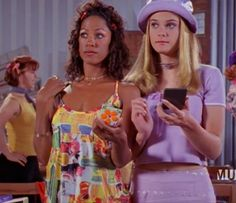 Clueless Aesthetic, Stacey Dash, Tv Show Outfits, Gymnastics Photos, Film Fashion, Black Actresses, Early 2000s, I Icon, Cher