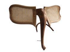 Animales hechos con muebles reciclados - Marc Sparfel
