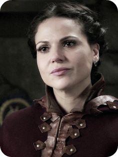 Lana Parrilla.  bby Regina