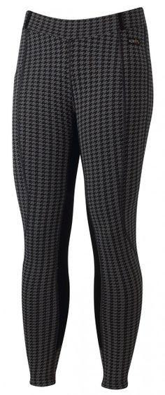 Hitching Post Tack Shop - Kerrit Ladies Flex Tight II Full Seat Riding Tights, $89.95  black size M