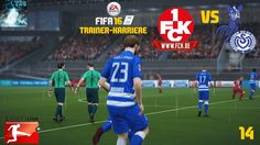 "Let's Play FIFA 16 Trainerkarriere #014 ""FCK vs Duisburg"" [XBox360 Gamep..."