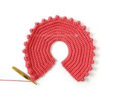 Cómo hacer una Chaqueta de Crochet Burbujitas para niña - Patrón y Tutorial - Gilet Crochet, Crochet Cardigan, Crochet Baby, Couture, Baby Knitting, Diy And Crafts, Crochet Earrings, Projects To Try, Symbols