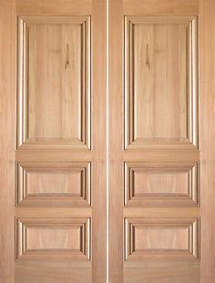 1000 images about interior doors on pinterest raised - Solid wood raised panel interior doors ...