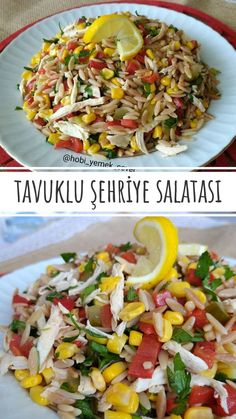 Pasta Salad, Cooking Recipes, Foods, Ethnic Recipes, Salads, Crab Pasta Salad, Food Food, Food Items, Chef Recipes