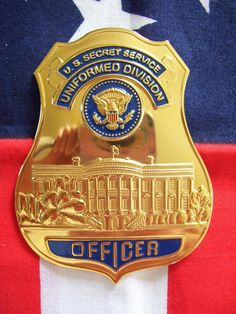 Photo wanted of the Current US Secret Service badge | Police & Law Enforcement Discussions and Forums - PoliceLink