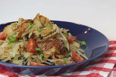 Zin in een koolhydraatarm recept met recept voor döner met spitskool en champignons?? Bekijk dit recept voor doner met spitskool en champignons eens!