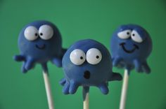 Cute Animal Cake Pops from Lil Cutie Pops