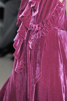 Nanette Lepore at New York Fall 2010 (Details)