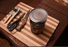 How To Make A Tin Can Survival Cook Stove