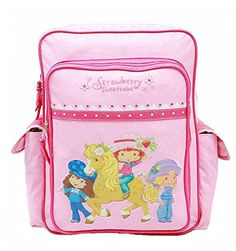 Strawberry Shortcake Large Backpack ** Click on the image for additional details. (This is an Amazon Affiliate link and I receive a commission for the sales)