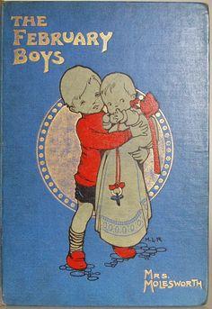 The February Boys by Mrs. Molesworth   Beautiful Books