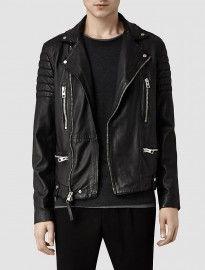 Allsaints Kane Leather Jacket