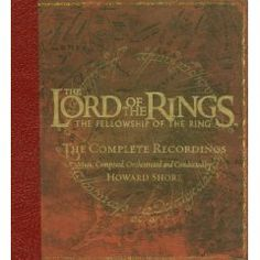 The Lord Of The Rings: Fellowship Of The Ring (The Complete Recordings) [Soundtrack] #lotr #Lord Of The Rings