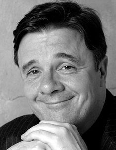 The multifaceted Nathan Lane  Love this guy!