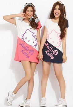 Item Type  T Shirt - Hello Kitty Gender  Women Pattern Type  Hello Kitty 57d3d592e5