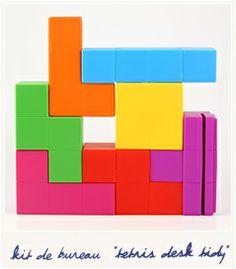 kit rangement bureau tetris
