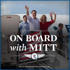 Examples of Beautiful Typography from Election in the US – Mitt Romney