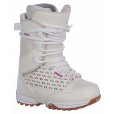 SALE - Thirtytwo Snowboard Boots Womens White - Was $198.95 - SAVE $90.00. BUY Now - ONLY $108.95