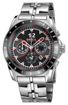 Breil 'Abarth' Chronograph Bracelet Watch, 52mm