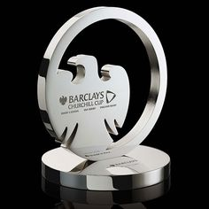 Intricately pierced brushed aluminium trophy with laser engraved and printed winners' details. If you have any questions or would like to discuss ideas for your next event, please email award@efx.co.uk or call 01789 450005 for your FREE award design.