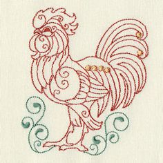 Roosters with Flair 02