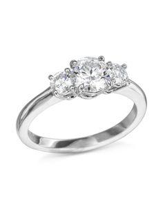 Petite 3 Stone Diamond Engagement Ring for Diamond Rings 3 Stone - Fashion Style Ideas Engagement Ring On Hand, Engagement Ring Buying Guide, Elegant Engagement Rings, Round Diamond Engagement Rings, Designer Engagement Rings, 3 Stone Diamond Ring, Diamond Rings With Price, Tungsten Mens Rings, Ring Designs
