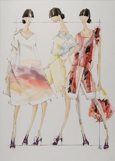 Steven Faerm Parsons Fashion Design