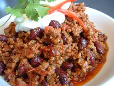 1000+ images about Chili on Pinterest | Chili recipes, Chili mac and ...