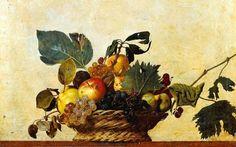 Caravaggio, Canestra di frutta