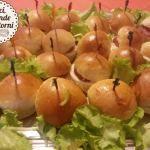 Panini da buffet - DolciMerendeeDintorni
