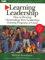 Michael Brandwein books are the best for camp leadership ideas!