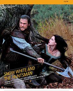 Snowwhite and the Huntsman
