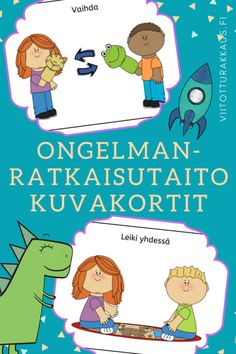 Millaista on ystävyys? Kindergarten Crafts, Classroom Behavior, Beginning Of The School Year, School Holidays, Early Childhood Education, Happy People, Social Skills, Pre School, Behaviour Management