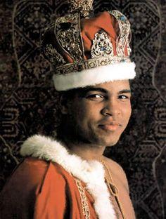 King Ali.