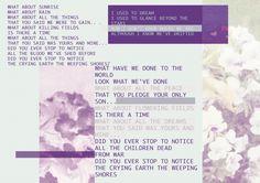 michael jackson lyrics