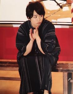 Ninomiya Kazunari, Human Poses, Japan Art, Boy Bands, Singer, Actors, Boys, Cute, Anime