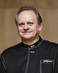 ...& the man behind it, Joel Robuchon. 27 Michelin stars in 12 international cities. Now that is a restaurant empire.