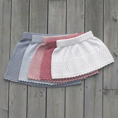 Best 11 Ravelry: Project Gallery for Combinaison Layette pattern by Phildar Design Team – SkillOfKing. Baby Girl Skirts, Baby Skirt, Baby Dress, Knitting For Kids, Baby Knitting Patterns, Hand Knitting, Crochet Patterns, Crochet Baby, Knit Crochet