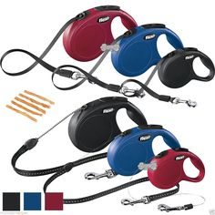 Flexi dog lead cord tape classic #retractable 3m 5m 8m small #medium #large + che,  View more on the LINK: http://www.zeppy.io/product/gb/2/221125294563/