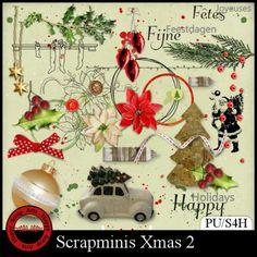 Scrapminis Xmas 2 (PU/S4H)
