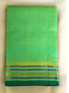 Buy Kanchipuram Silk Saree Design by Desically Ethnic @Red Polka