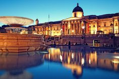 UK's top 20 tourist attractions 1. The National Gallery, London