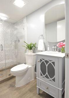 basement bathroom addition, shower tile from @flooranddecor