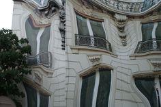 Crazy architecture, Paris 2008