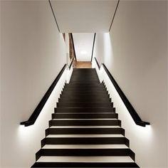 Botín Foundation - Nueva sede de la Fundación Botín - Madrid, Spain - 2012 - MVN arquitectos #architecture #stair #interiors