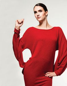 This avant-garde is a winner! Available in 5 hot colours for Fall2014 Fashion, Fall 14, Tunic, Colours, Pullover, Hot, Sweaters, Collection, Style