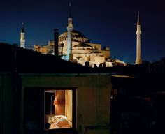 """No matter whether it's Paris or Istanbul. I do not photograph cities, but an imaginary City that inhabits each megalopolis. It is the product of the Man's excesses, his genius, his madness. The City exceeds the overflow. She is about to devour us."" Floriane de Lassée"