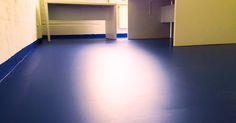 We coat floors! Any color, any structure. Durable and robust.