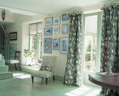 love the aqua painted fhttp://pinterest.com/all/?category=home#loor planks....
